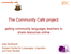 Community_cafe_lwultconf_01Sept10.ppt