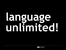 Language_Unlimited.ppt